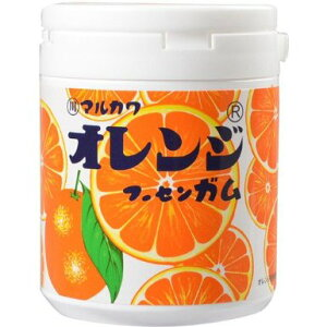 丸川製菓 オレンジボトル 130g【入数:6】【smtb-s】