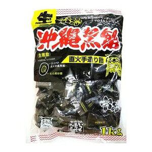 松屋 生沖縄黒飴 1kg【入数:6】【smtb-s】