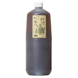こうすけ爺さんの自然工房 超徳用 竹酢液原液 1950ml【smtb-s】