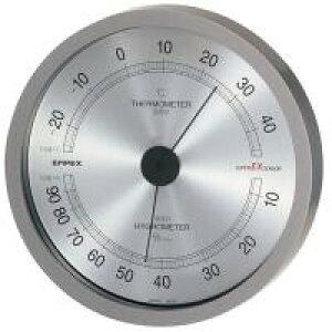 エンペックス (EMPEX) エンペックス気象計 温度湿度計 スーパーEX 高品質温湿度計 壁掛け用 日本製 シャンパンゴールド EX-2728