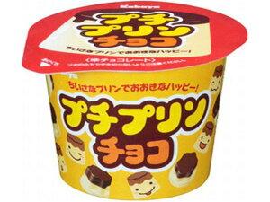 カバヤ食品 プチプリンチョコ 34g【入数:12】【smtb-s】