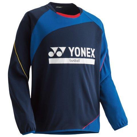 YONEX (FW5003/019)ヨネックス ユニトレーニングトップ カラー:ネイビーブルー サイズ:L【smtb-s】