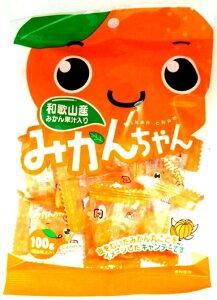川口製菓 みかんちゃん 100g【入数:10】【smtb-s】