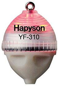ハピソン(Hapyson) 山田電器 カン付 かっ飛び!ボールSP 赤 飛ばしウキ【smtb-s】