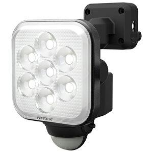 ムサシ(ライト)_N 8Wx1灯 フリーアーム式LEDセンサーライト LED-AC1008【smtb-s】