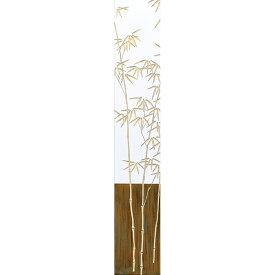 ユーパワー Wood Sculpture Art ハンドペイントウッドスカルプチャーアート ロングタイプ バンブー2 (WH+NP) SA-12051【smtb-s】