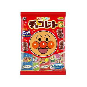 不二家 アンパンマンチョコレート 69g 10入り【入数:10】【smtb-s】
