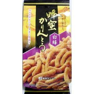 東京カリント 蜂蜜かりんとう白蜂 110g【入数:12】【smtb-s】