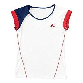 LUCENT_ゲームシャツ_W_WH (XLH2280) [色 : ホワイト] [サイズ : M]【smtb-s】