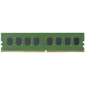エレコム EU RoHS指令/DDR4-2400/288pin DIMM/PC4-19200/4GB/デスクトップ用(EW2400-4G/RO)