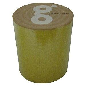 古藤工業 ガムテープ バッグキット 50mm×5m 黄 1巻(ガムテ50X5YE)