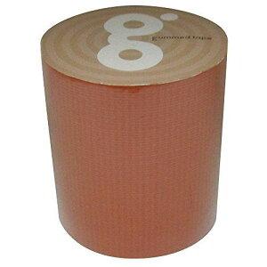 古藤工業 ガムテープ バッグキット 50mm×5m オレンジ 1巻(ガムテ50X5OR)