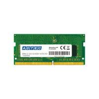 アドテックADM2400N-16GWMac用DDR4-2400SO-DIMM16GB2枚組(ADM2400N-16GW)