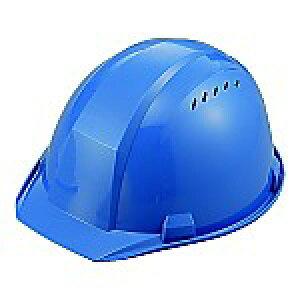 アズワン ヘルメット(アメリカンタイプ・通気孔付) A−01V−SB ライナー無 スカイブルーNCGL140542-22-9933-03【smtb-s】