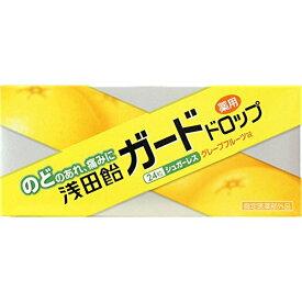 浅田飴 ガードドロップGフルーツ 24錠入