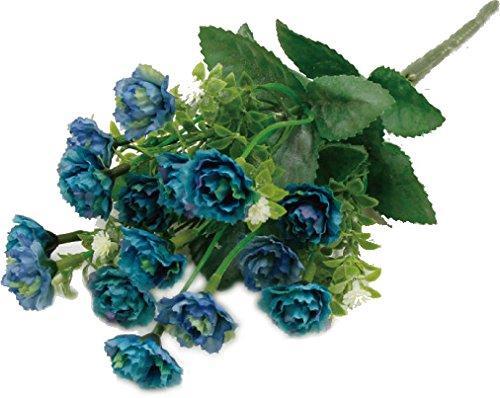 (丸和貿易)CTポンヌフブーケ ミニフラワー ブルー 420736203
