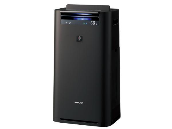 シャープ プラズマクラスター25000搭載 加湿空気清浄機 PM2.5モニター付 クラウド対応 グレー KI-HS50-H
