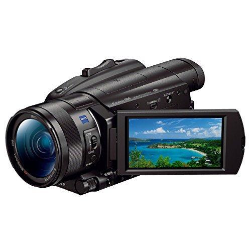 ソニー デジタル4Kビデオカメラレコーダー Handycam AX700 FDR-AX700(FDR-AX700)【smtb-s】