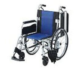 アズワン 車椅子 (多機能アルミタイプ) 介助ブレーキありNC7-4330-017-4330-02【smtb-s】