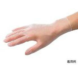メディコムジャパン バイタル プラスチック手袋(パウダー付き) M 150枚入NC7-3727-017-3727-02【smtb-s】