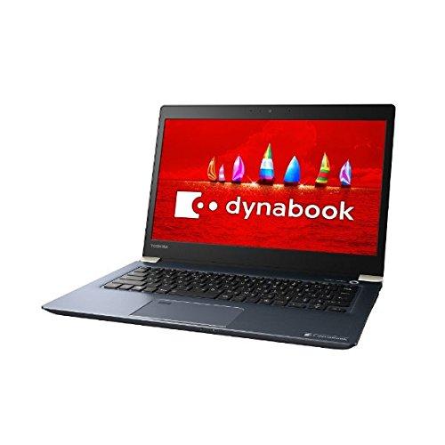 東芝 dynabook UX53/F(オニキスブルー) PUX53FLPNEA(PUX53FLPNEA)