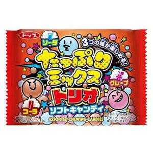 トップ たっぷりミックストリオ ソフトキャンディ【入数:20】