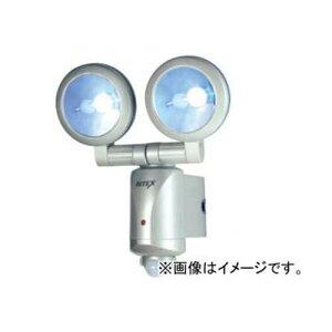 ムサシ LED-260 乾電池式 3W×2 LEDセンサーライト 1389al