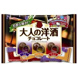 名糖産業 大人の洋酒チョコレート 150g【入数:12】