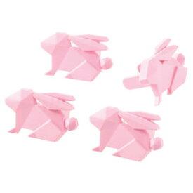 エレコム コンセントキャップ/ホコリ防止/難燃性樹脂/ウサギ/ピンク(T-CAPKAKU2)【smtb-s】