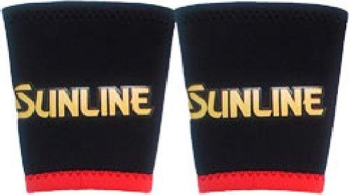 サンライン リストバンド(サンラインマーク) SUN-1102 ブラック L【smtb-s】