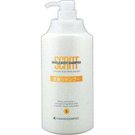 熊野油脂 スクリット専用アプリケーター スクリット全身シャンプー 専用空ボトル 1L 14541