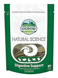 OXBOW ナチュラルサイエンス 消化 小動物用 60粒入