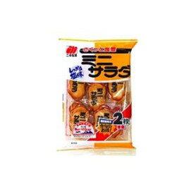 三幸製菓 Mパック ミニサラダしお味24枚【入数:16】【smtb-s】