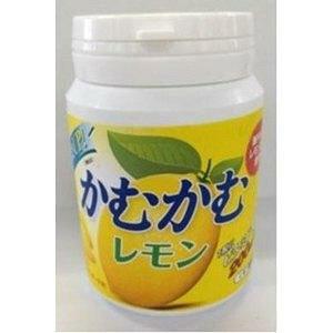 三菱食品 かむかむレモンボトル【入数:3】【smtb-s】