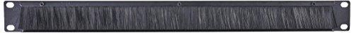 APC 1U Cable Pass-Thru w/Brush Strip Black (ラック搭載可否要確認) (AR8429)【smtb-s】