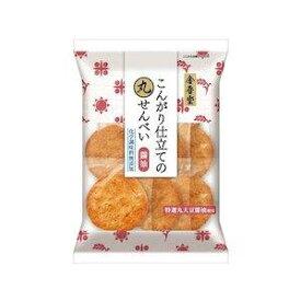 金吾堂 丸せんべい 醤油 8枚【入数:20】【smtb-s】