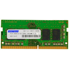 アドテック ADS2666N-H8G DDR4-2666 SO-DIMM 8GB 省電力(ADS2666N-H8G)【smtb-s】