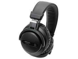 オーディオテクニカ ダイナミック密閉型ヘッドホン(ブラック)audio-technica ATH-PRO5X-BK【smtb-s】