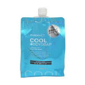熊野油脂 ファーマアクト クールボディソープ 詰替用1000ml