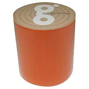 古藤工業 ガムテープバッグキット 蛍光オレンジ 50mm×5m 2681580013【2681580013】