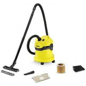 ケルヒャー WD2 業務用掃除機 「乾湿バキュームクリーナー」 1.629-777.0(WD2(ケルヒャー))