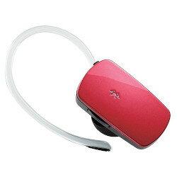 ロジテック Bluetooth3.0 準拠 BT音楽対応 ミニヘッドセット/レッド ( LBT-MPHS400MRD )【smtb-s】