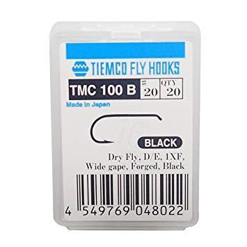 ティムコ SMALL PACK TMC105B #20 ブラック
