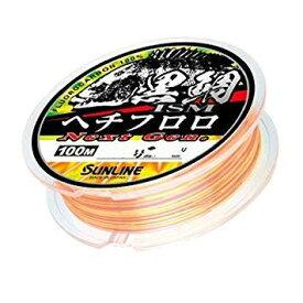 サンライン 黒鯛イズム ヘチフロロ NextGen 100m #3【smtb-s】