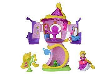 タカラトミー ディズニープリンセス リトルキングダム ラプンツェルの塔の上のサロン【smtb-s】
