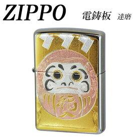 ZIPPO(ジッポー) ZIPPO 電鋳板 達磨 (1126317)【smtb-s】