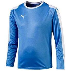 プーマ LIGA LS ゲームシャツ ジュニア 品番:703668 カラー:SILVER LAKE B(18) サイズ:140【smtb-s】
