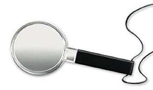 エッシェンバッハ 2642120コウシヤルーペ 広視野ルーペ120mm径/2倍(5倍補助レンズ付) 2642-120