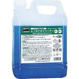 ALCC04TRUSCO アルカリ除菌剤 α除菌クリーナー 4KG8564149【smtb-s】