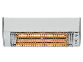 コロナ 壁掛型遠赤外線暖房機 カーボンヒーター ウォールヒート 適用面積〜1.5坪 2段階(強/弱)切換 生活防水型リモコン付 CHK-C126A(W)【smtb-s】